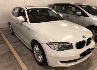 BMW 116I 2011