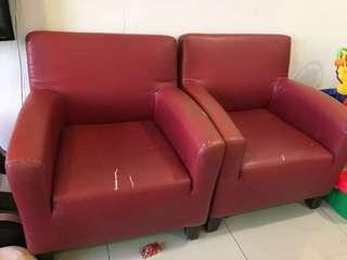 Sofa two pieces