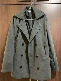 🚚 韓風長版外套