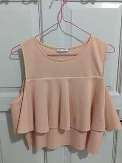 Women blouse zara