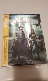 🚚 凡赫辛 雙碟精裝版 立體封面 DVD 電影 吸血鬼 狼人