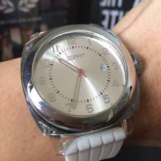 Esprit White Watch