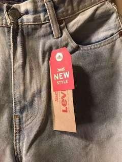 🚚 Levi's 牛仔褲Baggy Fit 30x32 全新