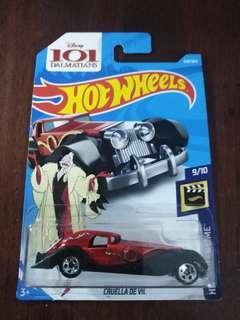 2018 Hot Wheels Cruella De Vil