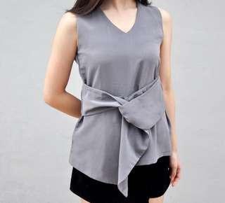 Fliche women blouse sleeveless