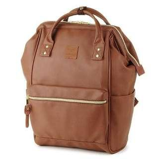 Anello backpack (Brown)