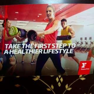 Fitness First Eastwood 1 Month Premium Passport