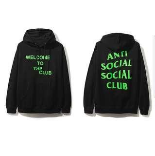 f95487185e1c Anti Social Social Club Hoodie l Black