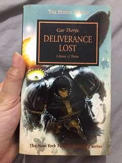 Import Book: Warhammer 40,000 - Deliverance Lost