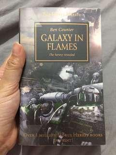 Import Book: Warhammer 40,000 - Galaxy in Flames