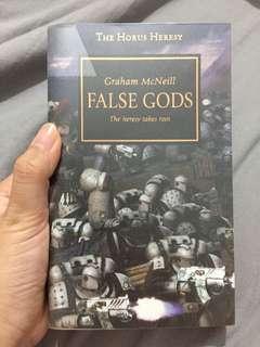 Import Book: Warhammer 40,000 - False Gods