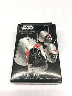 Free 免費 Star Wars 星球大戰 星戰 badge tag toy chewbacca han solo luke skywalker darth vader lego yoda 白兵 黑武士