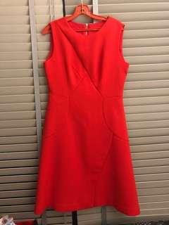 Brand new red dress for CNY