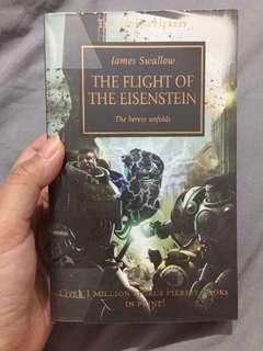 Import Book: Warhammer 40,000 - The Flight of The Eisenstein