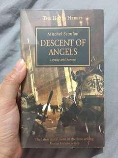 Import Book: Warhammer 40,000 - Descent of Angels