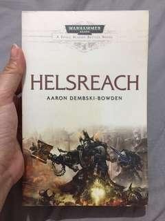 Import Book: Warhammer 40,000 - Helsreach