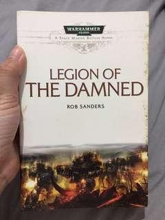 Import Book: Warhammer 40,000 - Legion of The Damned