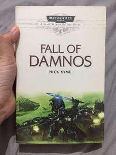 Import Book: Warhammer 40,000 - Fall of Damnos