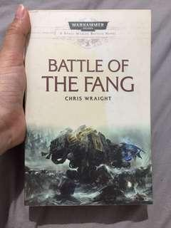 Import Book: Warhammer 40,000 - Battle of The Fang