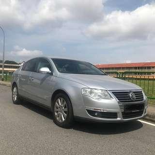 Volkswagen Passat 1.8T For CNY