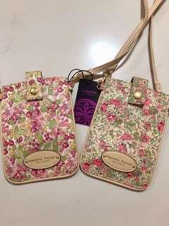 Samantha Thavasa X Liberty 証件袋/電話袋