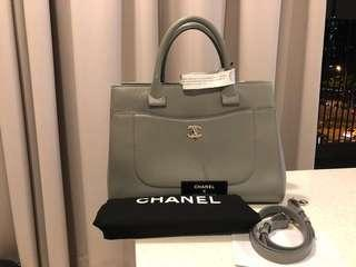 Authentic Chanel Neo executive tote small
