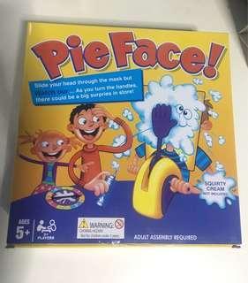 🚚 Pie Face Game