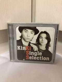 🚚 KinKi Single Selection
