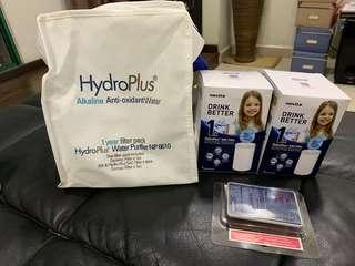 Novita Hydroplus SAC filters x 2 for NP6610
