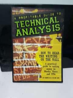 A Profitable Guide to Technical Analysis Book Stocks Forex CFDs Investment