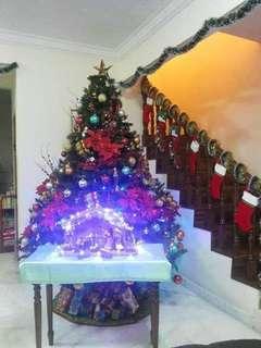 Christmas Tree - 8ft