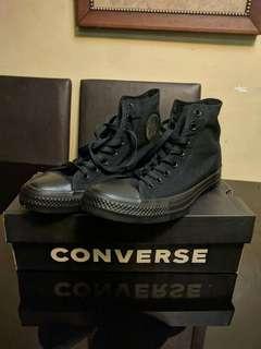 CONVERSE CHUCK TAYLOR ALL STAR black monochrome