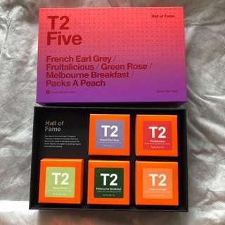 🚚 澳洲T2 tea famous 5
