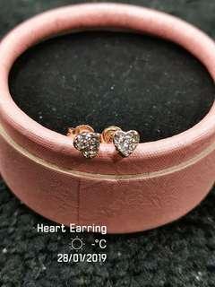 Heary Earring