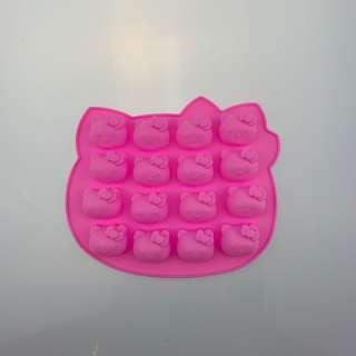 Hello Kitty Silicone Mould
