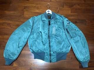 🚚 古著 ALPHA MA-1 美國製飛行外套