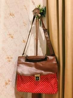 Retro Vintage Satchel