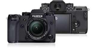 Fujifilm x-h1 富士無反