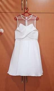 Love Bonito White Dress