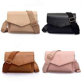Blossom Design Plain Sling Bag 3A0012