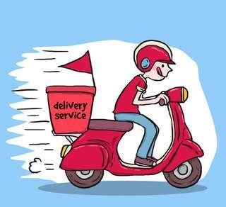 Delivery service  call 0182499603 Suki    0182590968 Soh