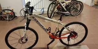 Corratec expert bicycle