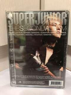 🚚 Super Junior The Second Album