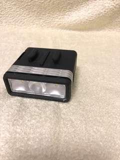 SP gadget POV 2.0 light under water gopro