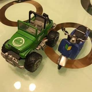 KERORO軍曹 戰車 玩具車