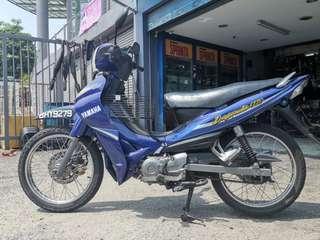 YAMAHA Lagenda 110Z Year2006 #CNY888