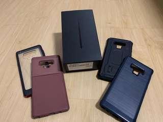 Samsung Galaxy Note 9 Black 128 GB