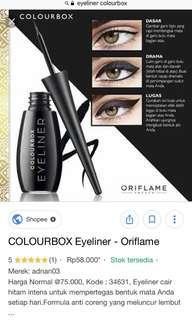 Eyeliner Colourbox