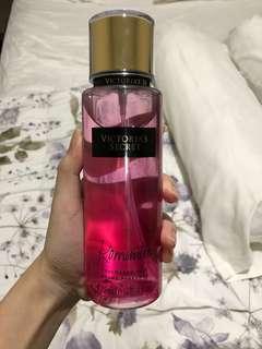 Parfume body mist victoria secret