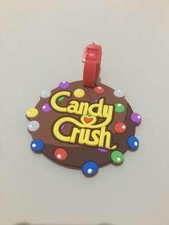 Luggage tag Candy Crush 🍭